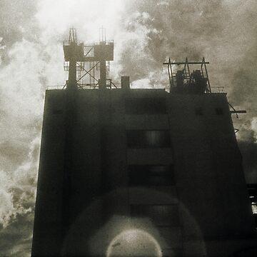 Landscape for Orson Wells # 4: Halo by JuileeP