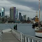 Docklands, Melbourne by Alison Howson