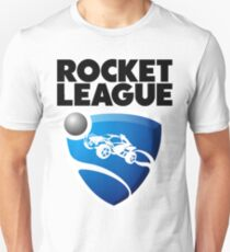 Rocket League -BLACK Logo v2  T-Shirt