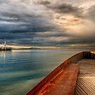 Corio Bay, Geelong by Heather Prince