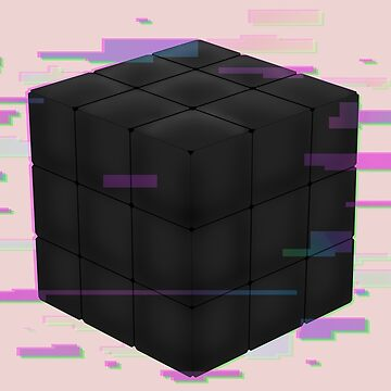 VOID CUBE by 11-Eyed-Rook