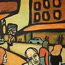 North Sydney1994 by Marco Britti