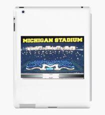 Michigan Stadium iPad Case/Skin