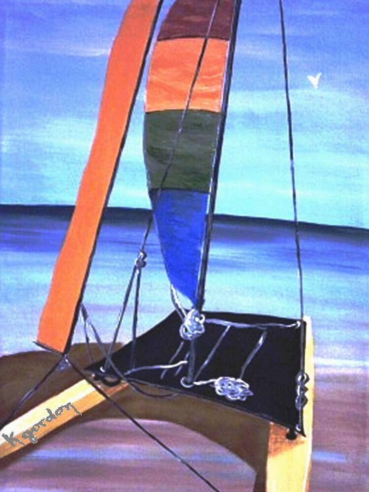 Sail-4-one by WhiteDove Studio kj gordon