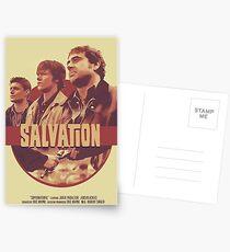 Supernatural Salvation Postcards