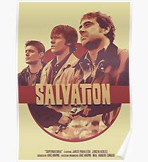 Supernatural Salvation Poster