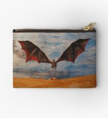 Fire and Blood Studio Pouch