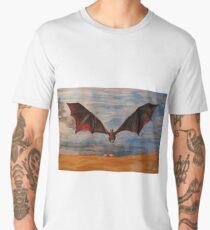 Fire and Blood Men's Premium T-Shirt