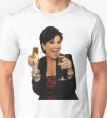 Kris Jenner Unisex T-Shirt