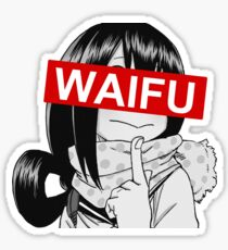 Tsuyu Asui Waifu - Anime  Sticker