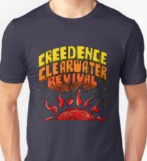CCR lettering Unisex T-Shirt