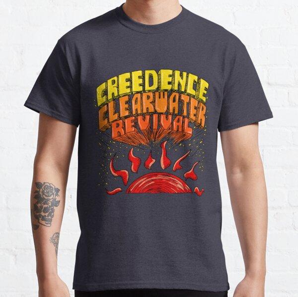 Letras CCR Camiseta clásica