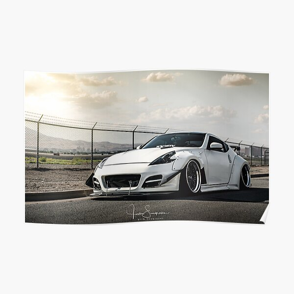 Nissan Silvia Nismo modified Drift Japanese JDM car poster print picture A3 SIZE