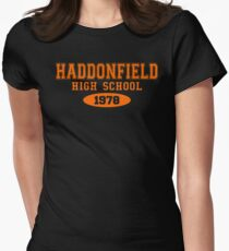 Haddonfield High School Women's Fitted T-Shirt