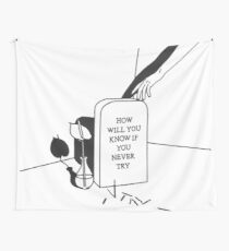 COIN HWYKIYNT Wall Tapestry