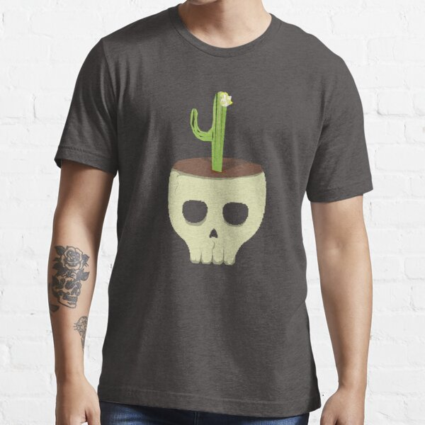 Potted Cactus Essential T-Shirt