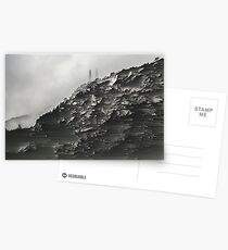 Monotone Mountain. Postcards