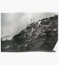 Monotone Mountain. Poster