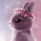 Fairy bunny by ARiAillustr