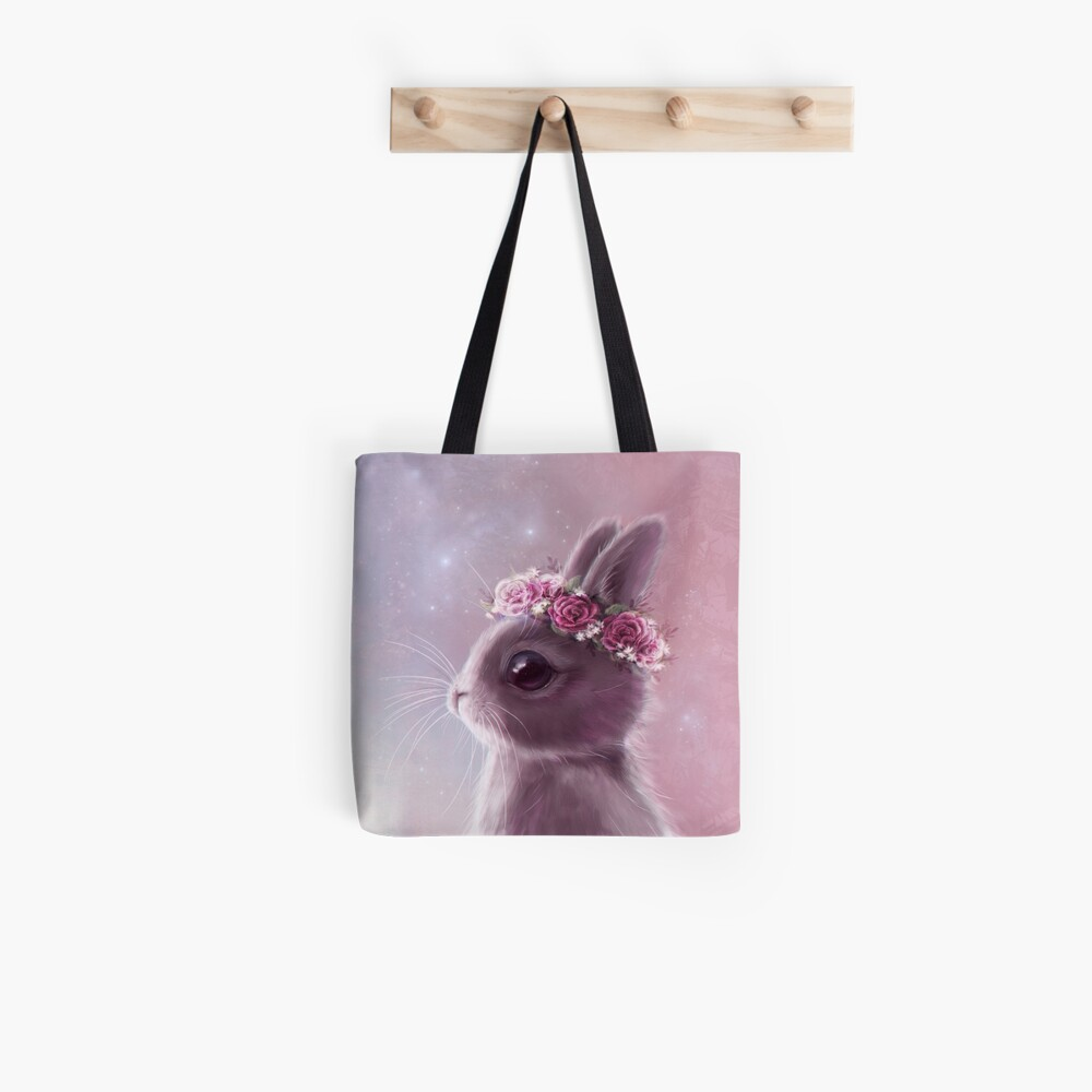 Feenhafter Hase Tote Bag