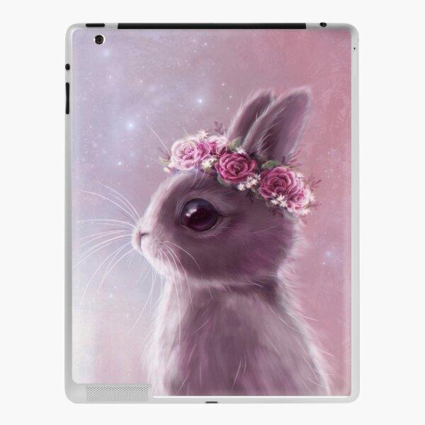 Fairy bunny iPad Skin