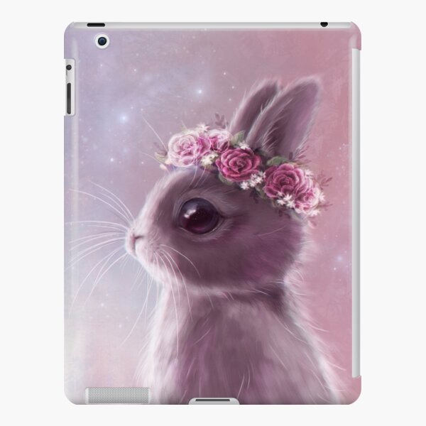 Fairy bunny iPad Snap Case
