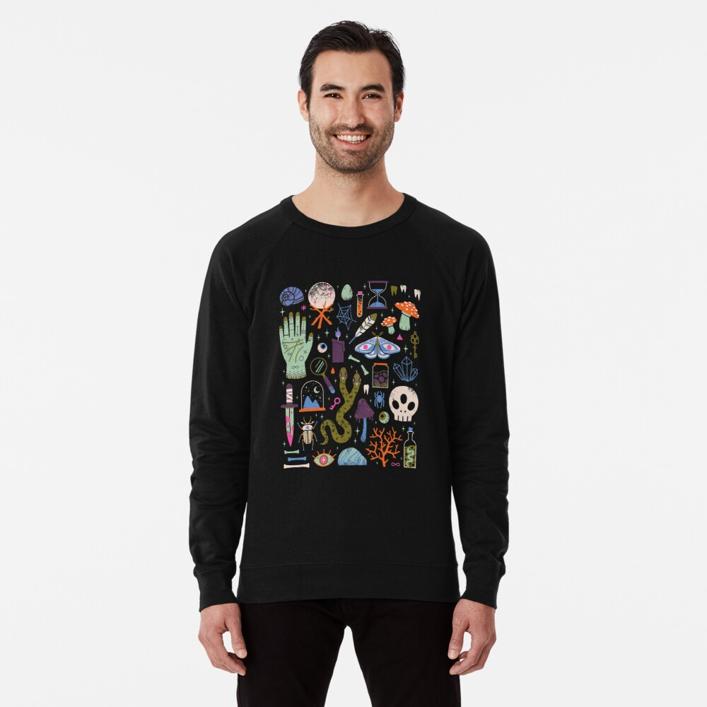 Curiosities Lightweight Sweatshirt