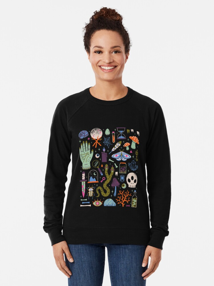 Alternate view of Curiosities Lightweight Sweatshirt