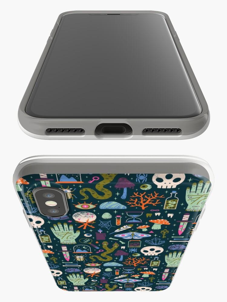 Alternate view of Curiosities iPhone Case & Cover