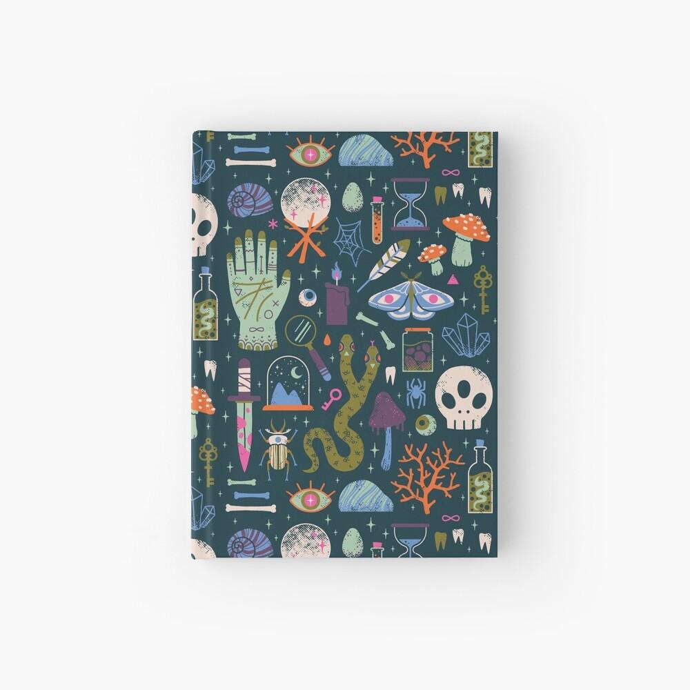 Curiosities Hardcover Journal