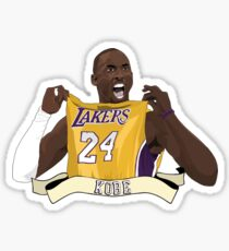 The Black Mamba 24 Sticker