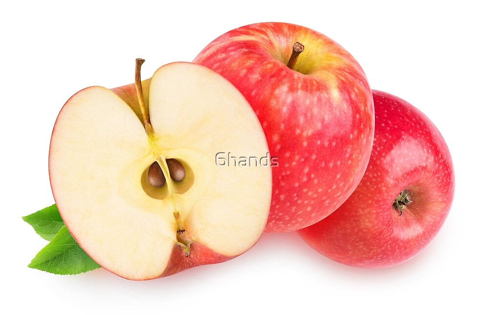 Red apples by 6hands