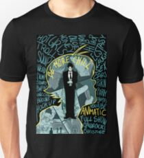Be More Chill animatic POSTER Unisex T-Shirt