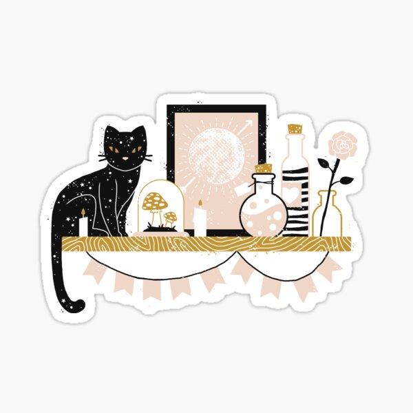 Petite étagère magique Sticker