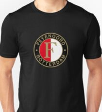 Feyenoord Rotterdam Club Unisex T-Shirt