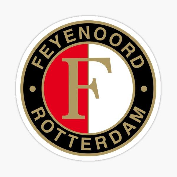 Feyenoord Rotterdam Club Sticker