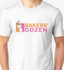 Phish - Baker's Dozen - Madison Square Garden Unisex T-Shirt