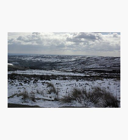 Rosedale in Winter Photographic Print