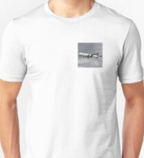 Plane with correct amount of wheels T-Shirt