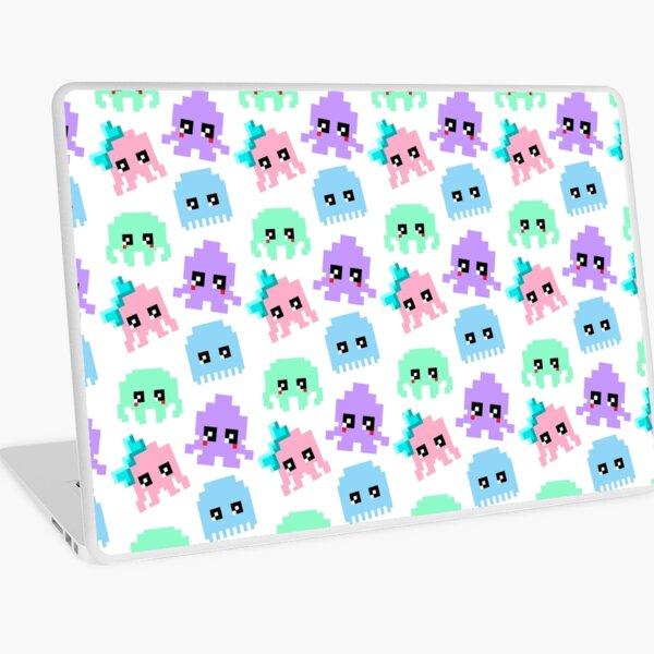 8-bit Cutie Gang Laptop Skin