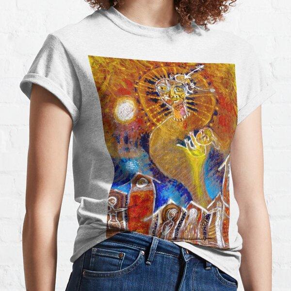 La Ciudad de los Fantasmas Classic T-Shirt