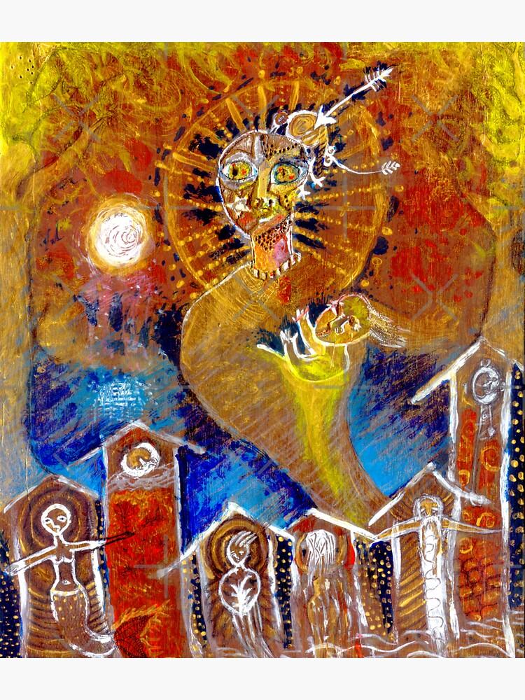 La Ciudad de los Fantasmas by aremaarega