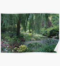 Butchart Gardens  •  Victoria, British Columbia Poster