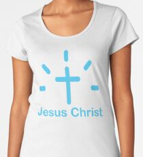 Jesus Christ Apparel Women's Premium T-Shirt