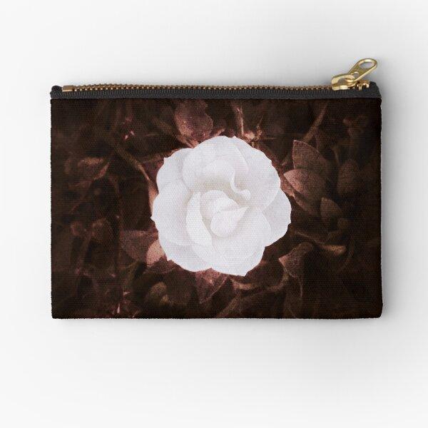 Rose blanche, romantique Pochette