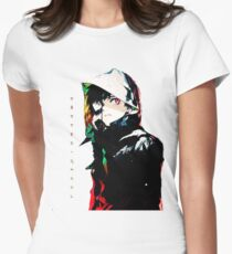 •Metro ghoul• Women's Fitted T-Shirt