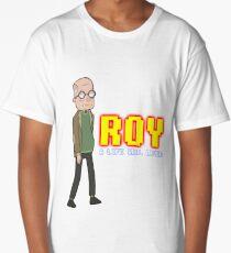 'ROY' - (Rick and Morty) Long T-Shirt
