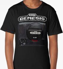 Vintage Genesis 16 Bit V01 Long T-Shirt