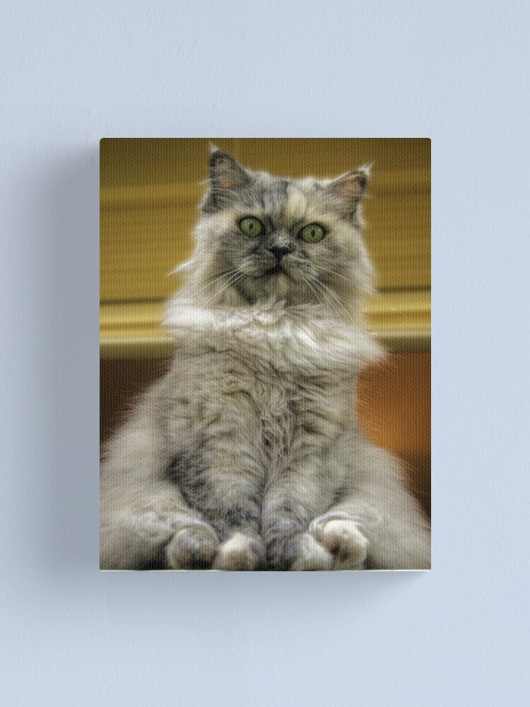 Alternate view of Royal Highness Canvas Print