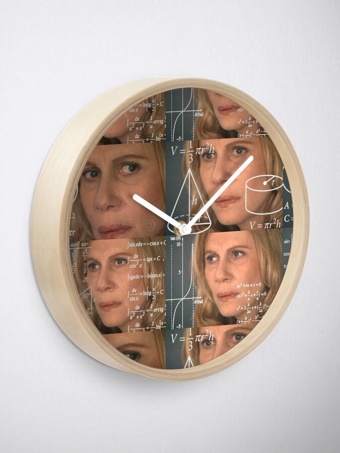 White Lady Doing Math Meme